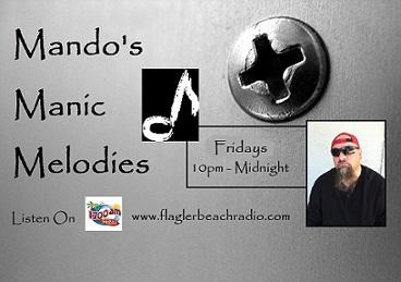 Mando's Manic Melodies
