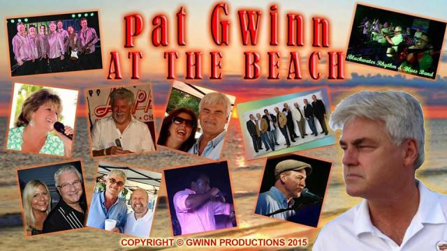 Pat Gwinn At The Beach