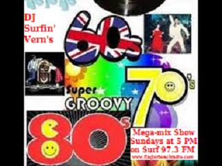 DJ Surfin' Vern's Mega-Mix Show