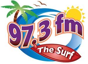 Surf 97.3 FM Logo 1