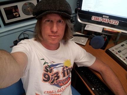 DJ Vern In Studio